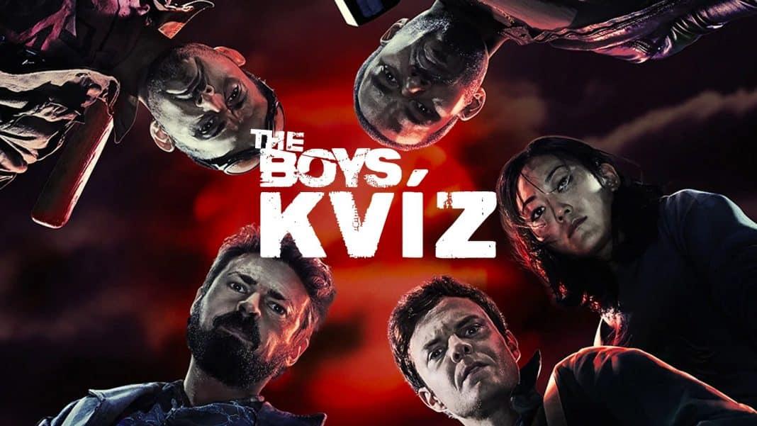 The Boys kvíz