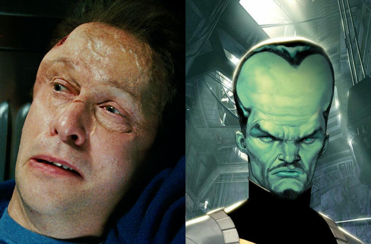 The Leader - Možné verzie Hulka v budúcom MCU