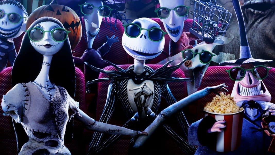 animované filmy Halloween