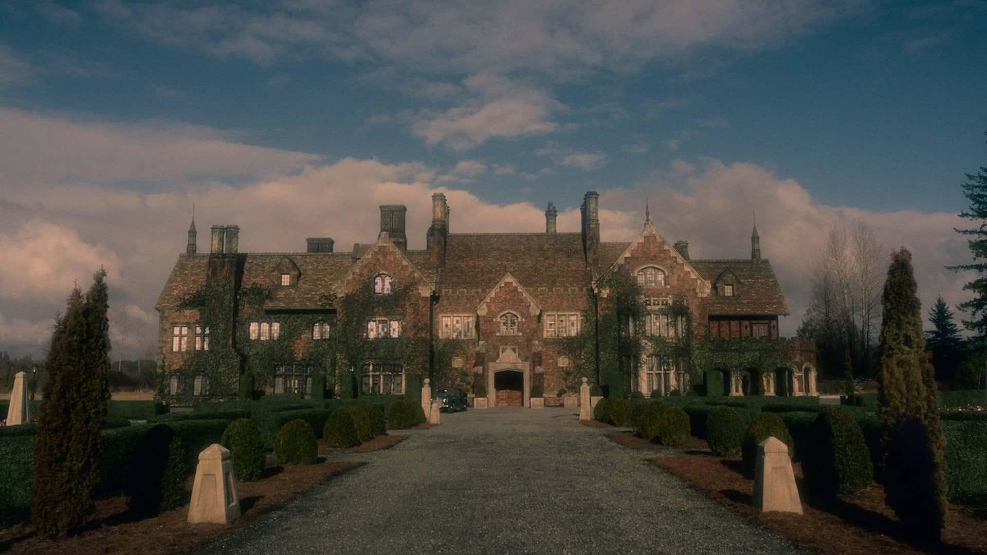 tajomné sídlo Bly Manor