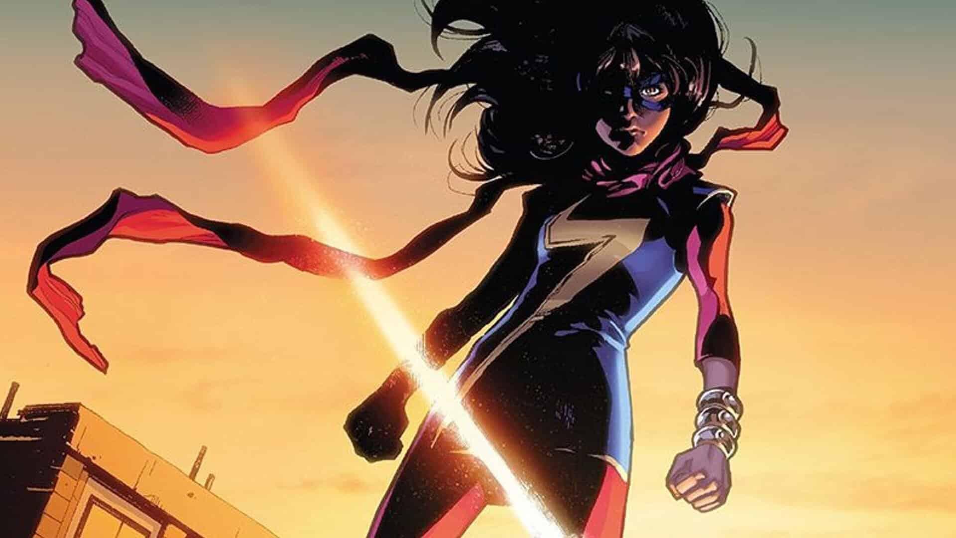 MCU Ms. Marvel Kamala Khan