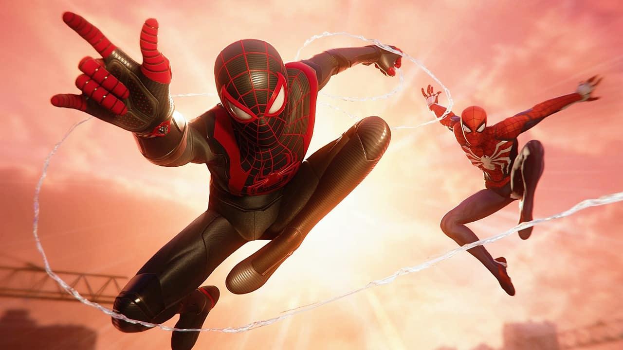 detaily Marvel's spider-man: miles morales