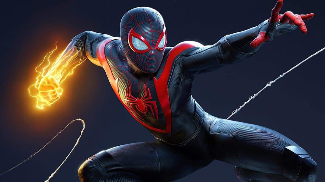 detaily marvel's spider-man miles morales