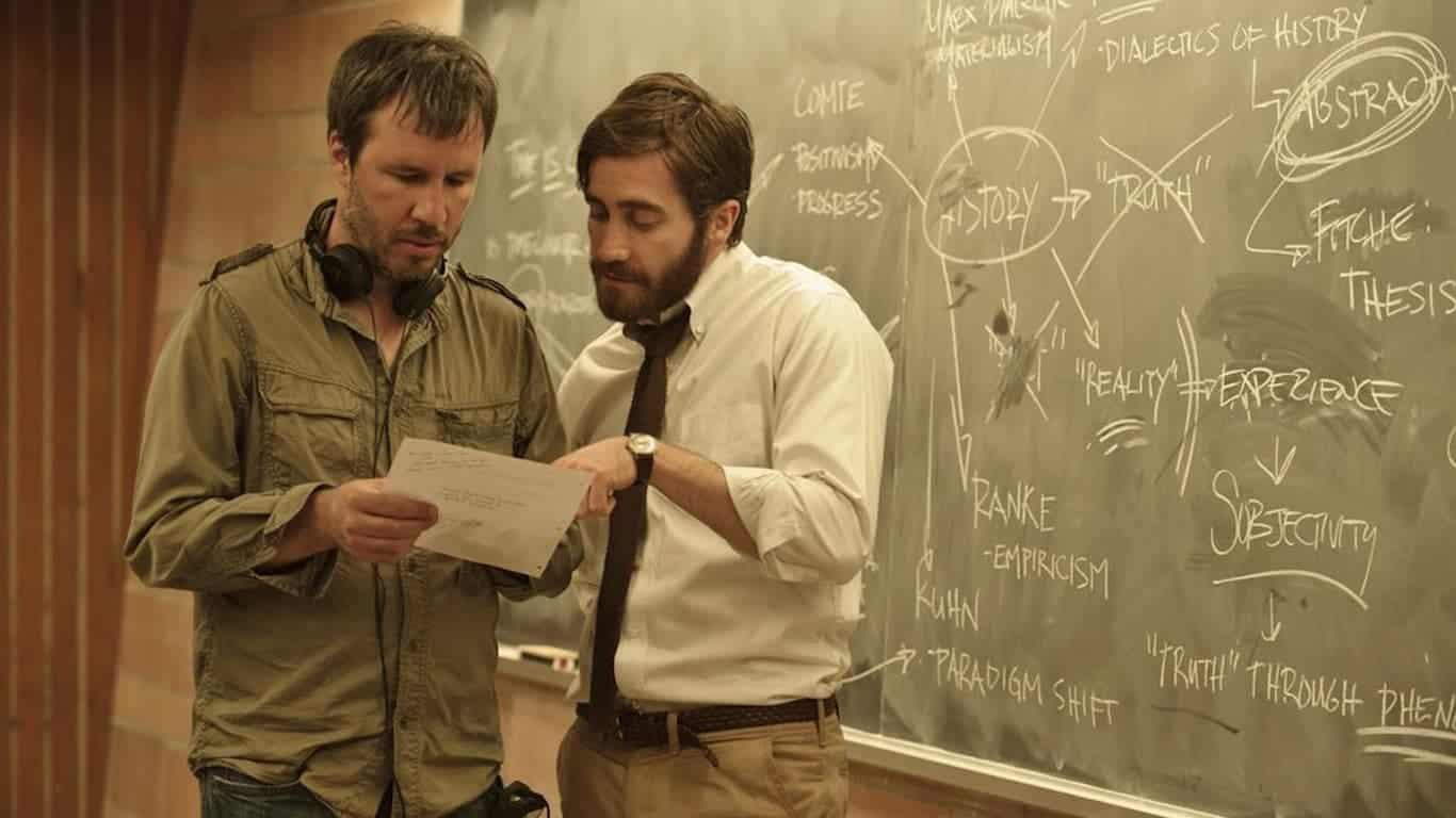 Jake Gyllenhaal a Denis Villeneuve