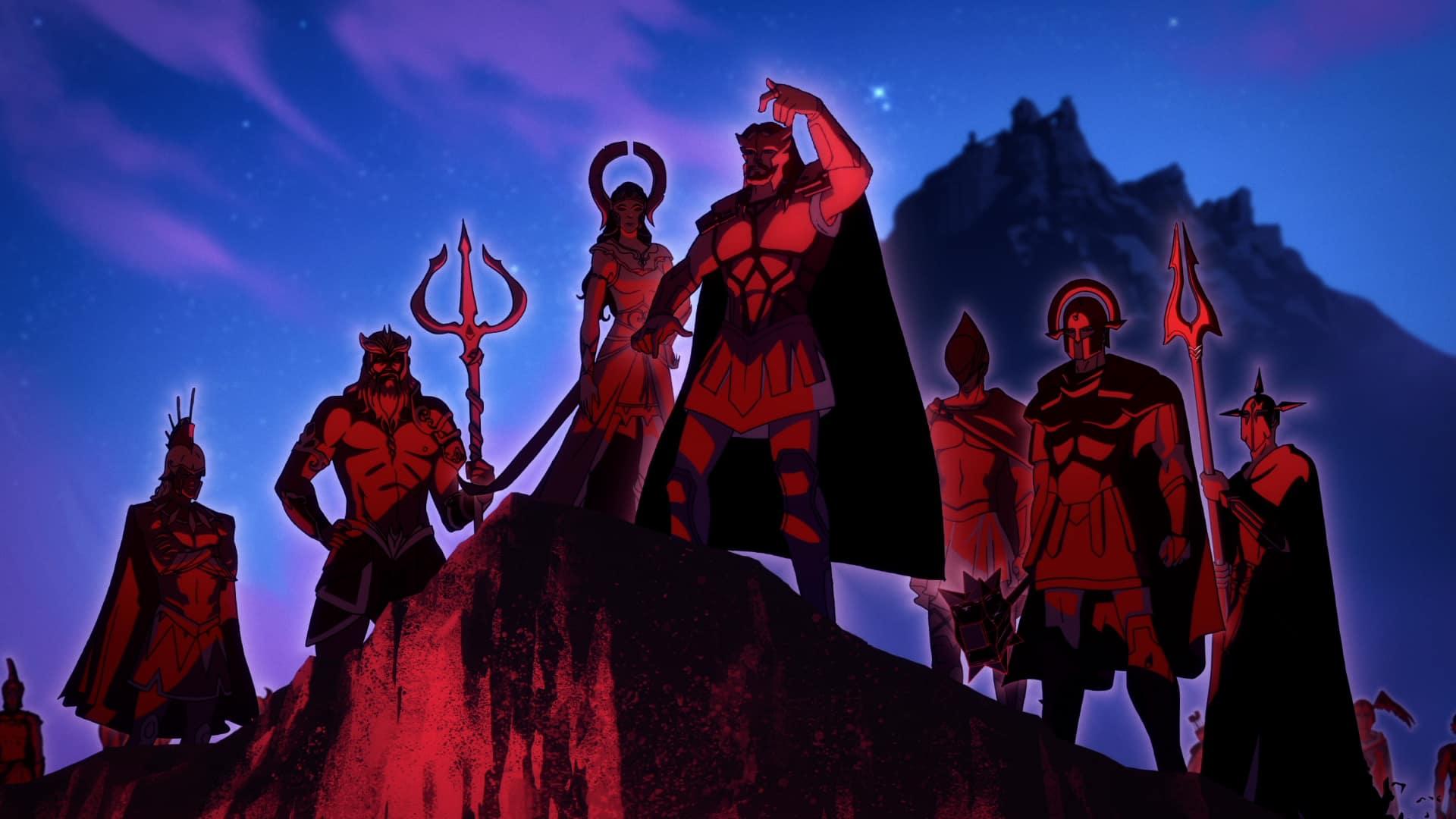Blood of Zeus recenzia
