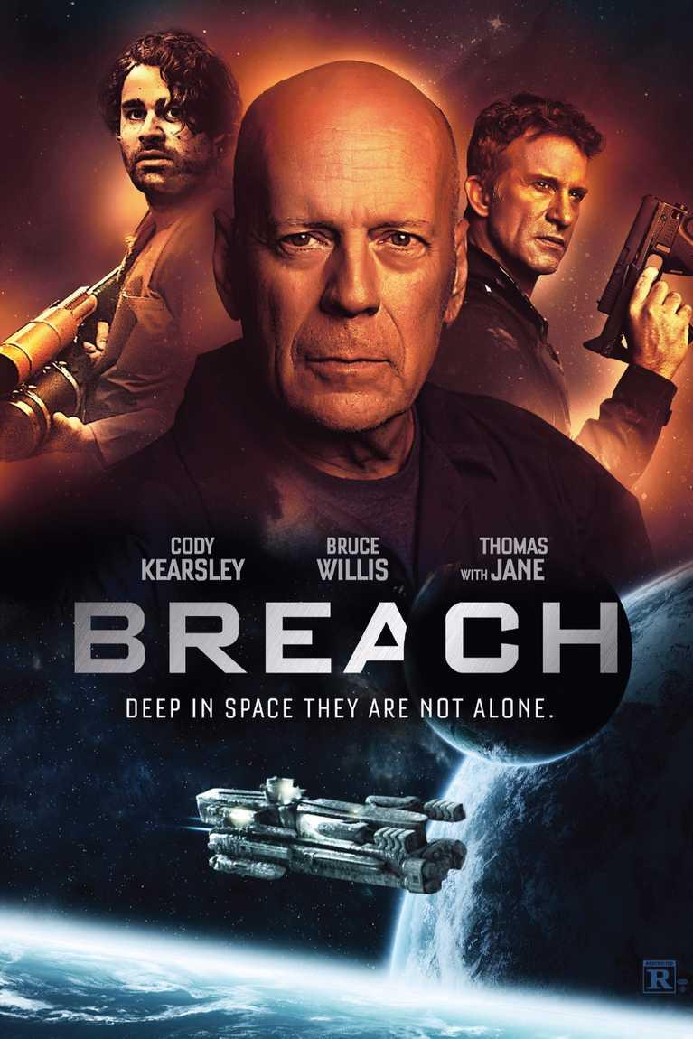 Breach trailer Bruce Willis