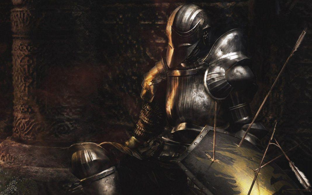 Demon's Souls gameplay ukážka - old
