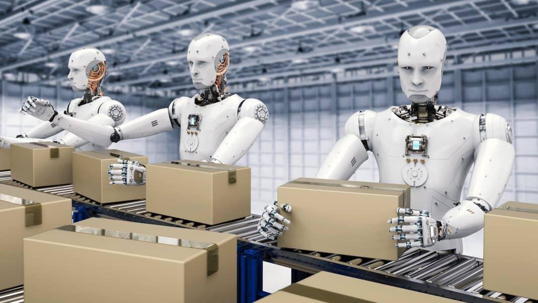inteligentní roboti