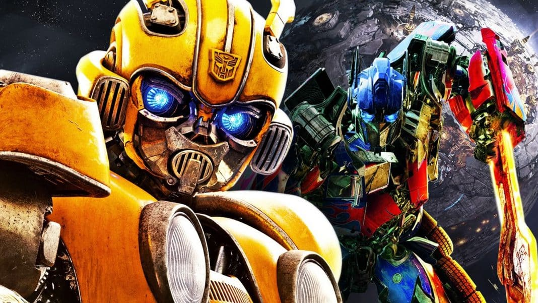 nový transformers film