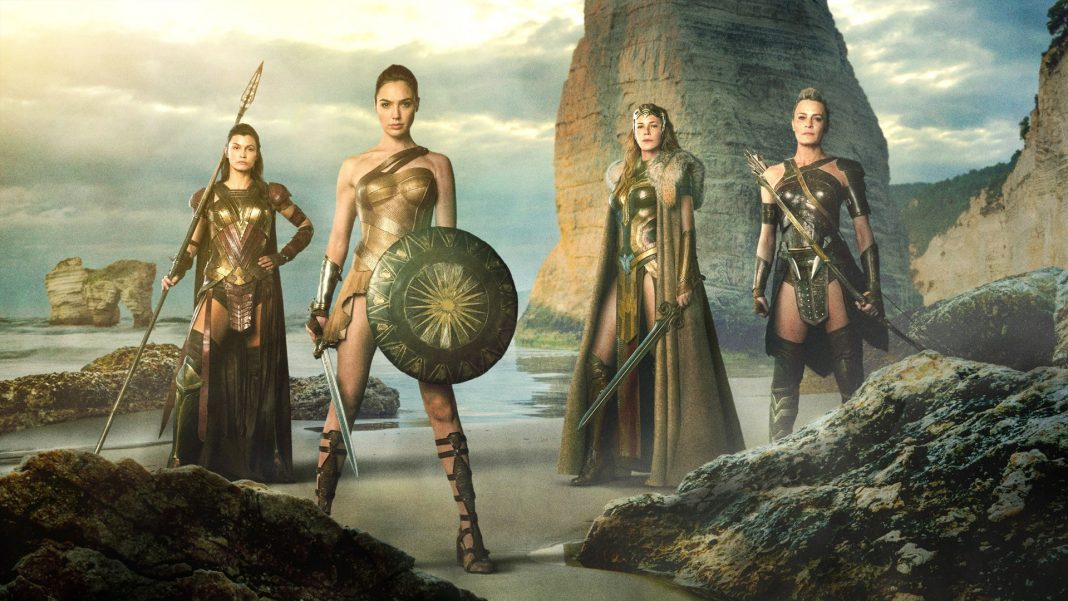 Wonder Woman spin-off