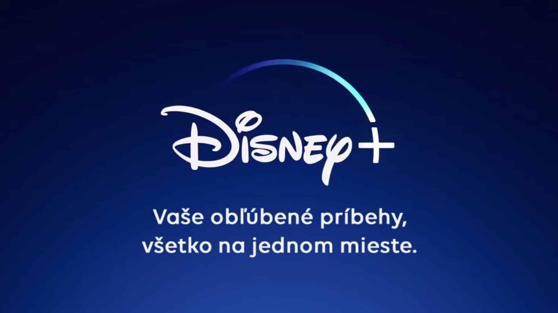 disney+ slovensko