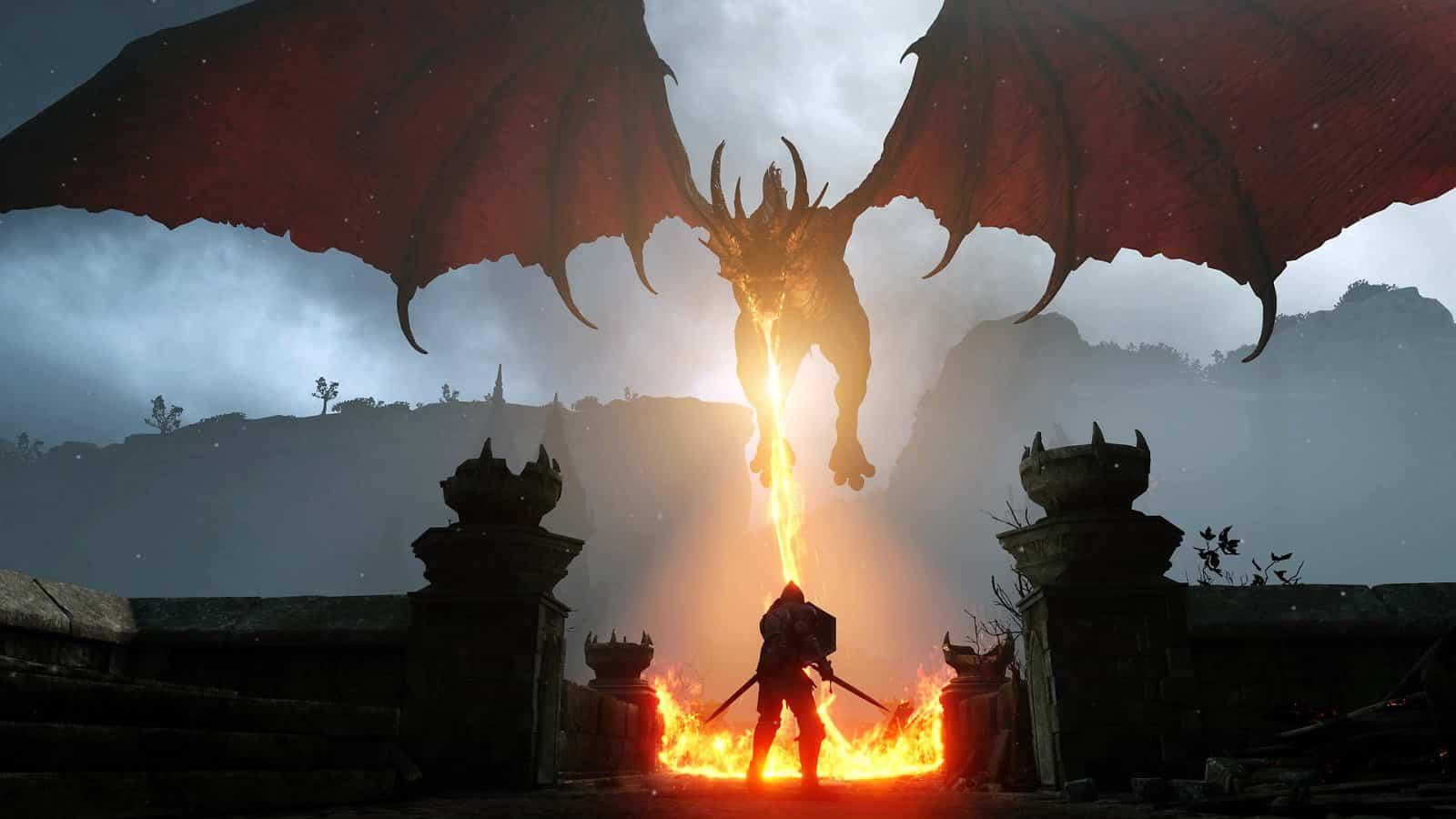 gameplay ukážka demon's souls