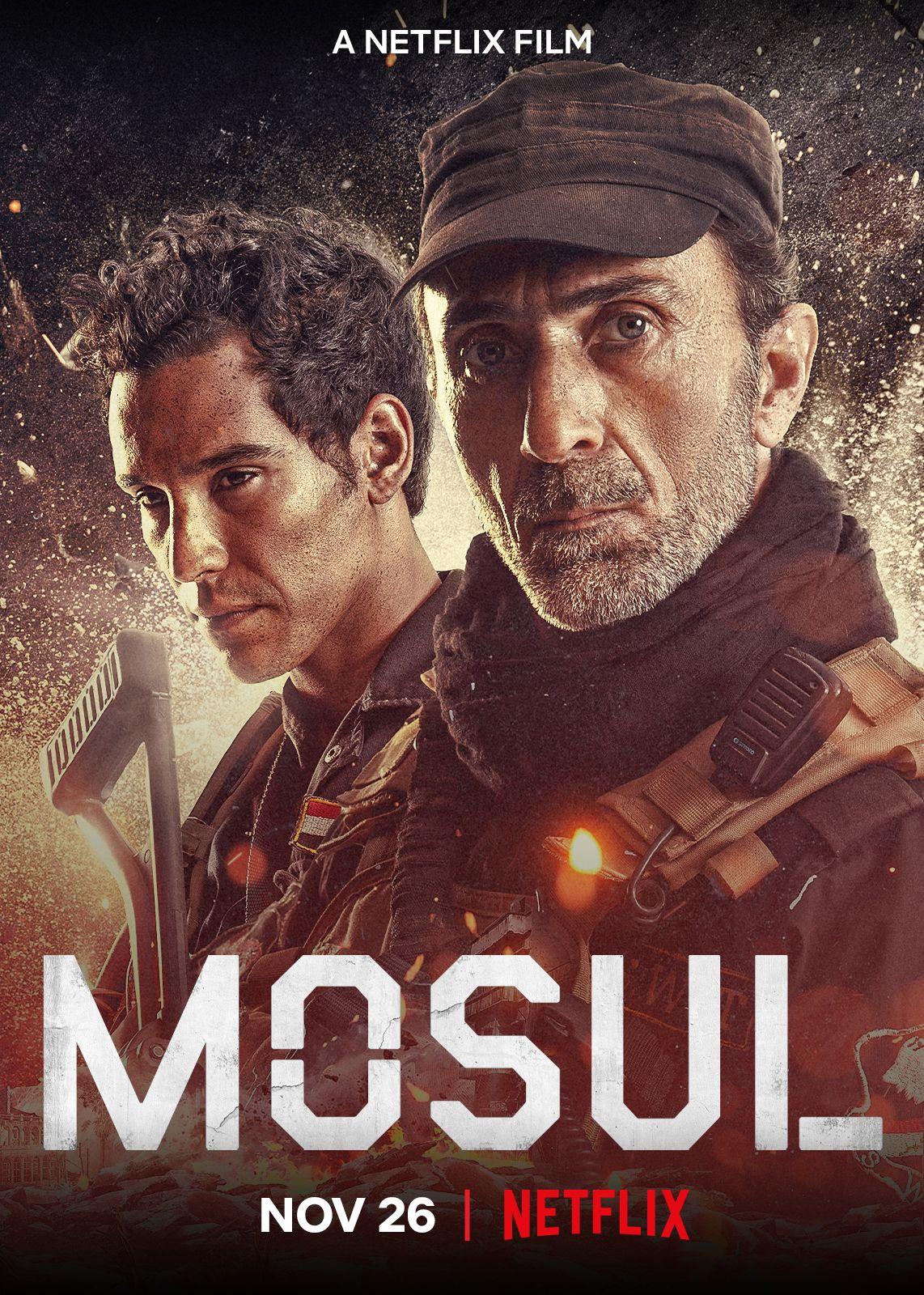Mosul plagát