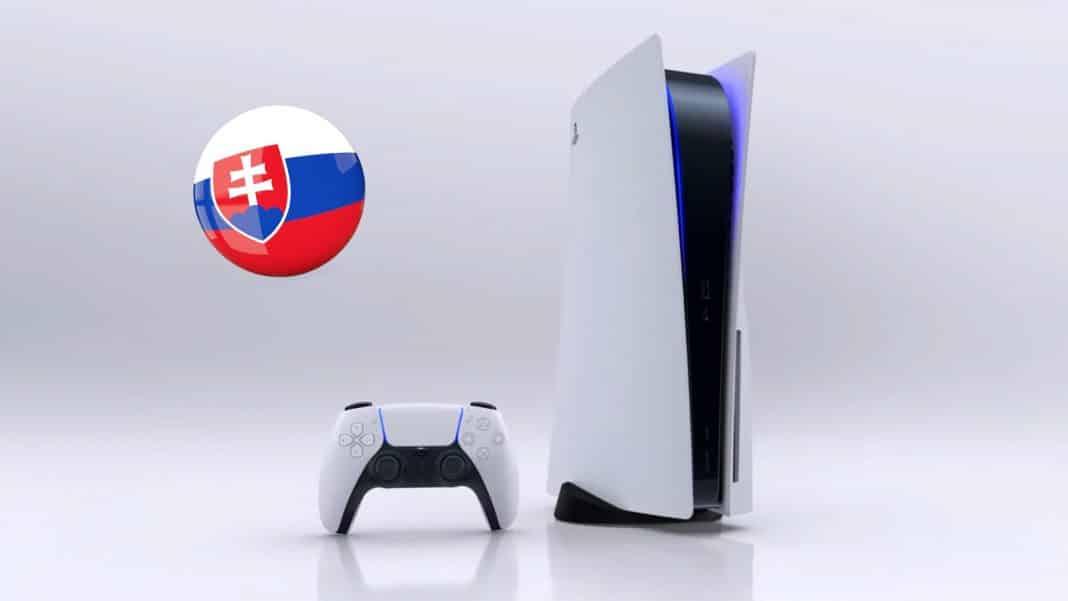 playstation 5 na slovensku cena