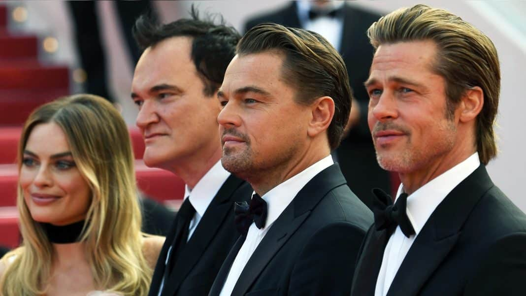 Quentin Tarantino Vtedy v Hollywoode