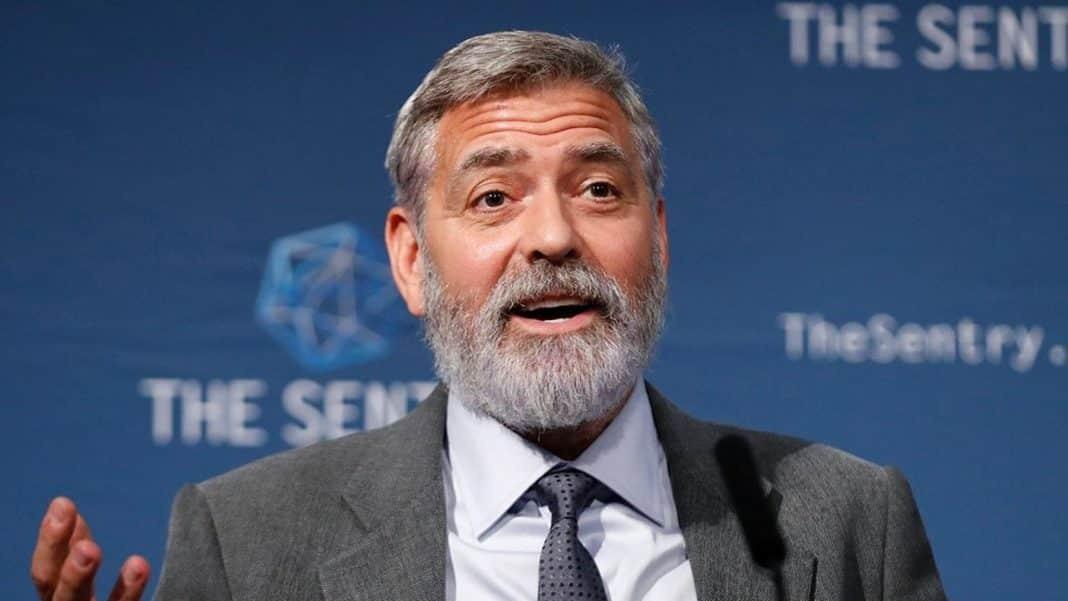 George Clooney Tenet