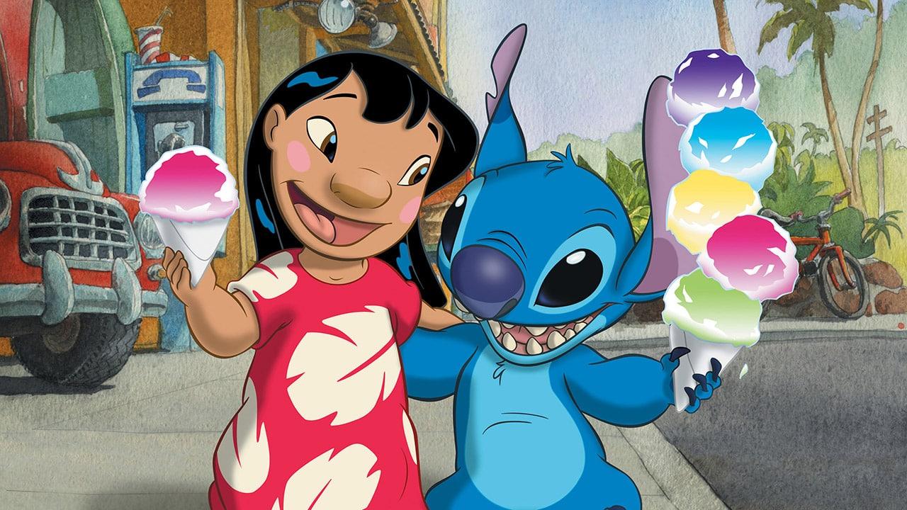 Lilo & Stitch 2002 Disney