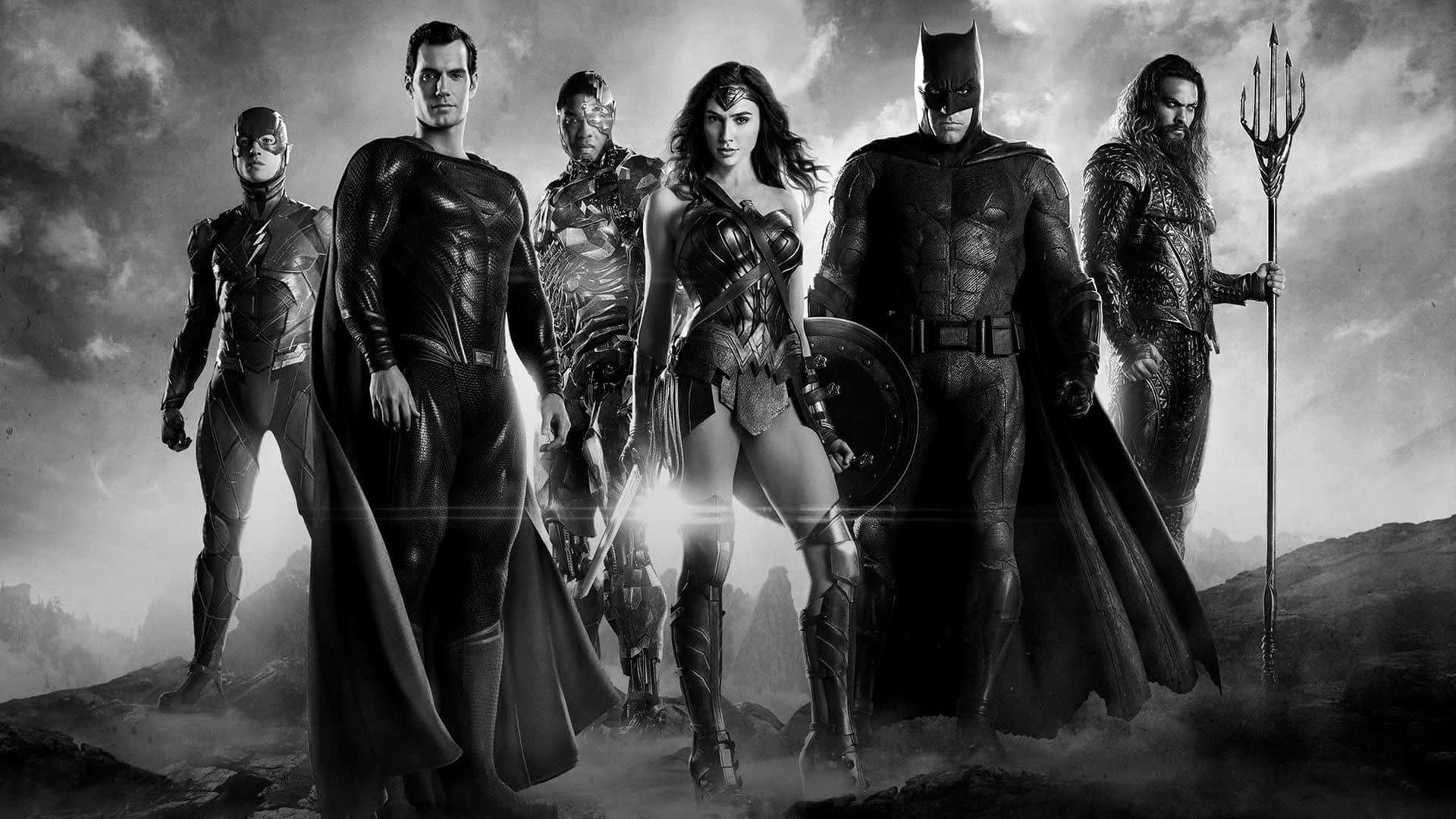 Justice League Snyder DC