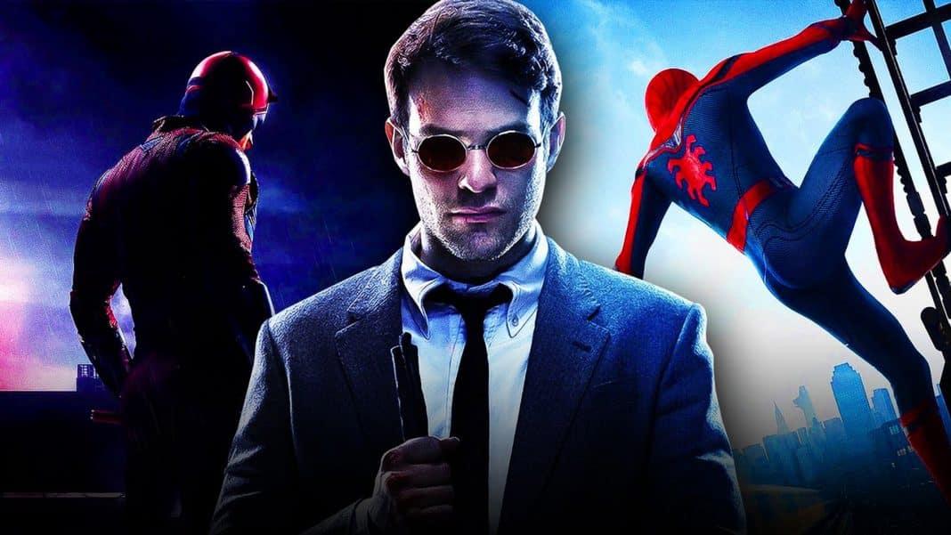 charlie cox vo filme spider-man 3