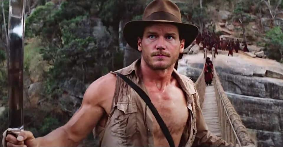 Indiana Jones 5 Chris Pratt