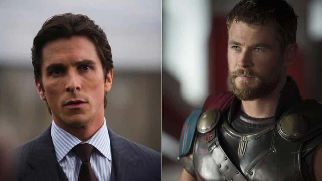 Christian Bale Thor: Love and Thunder