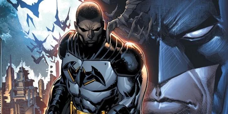 komiks The Next Batman