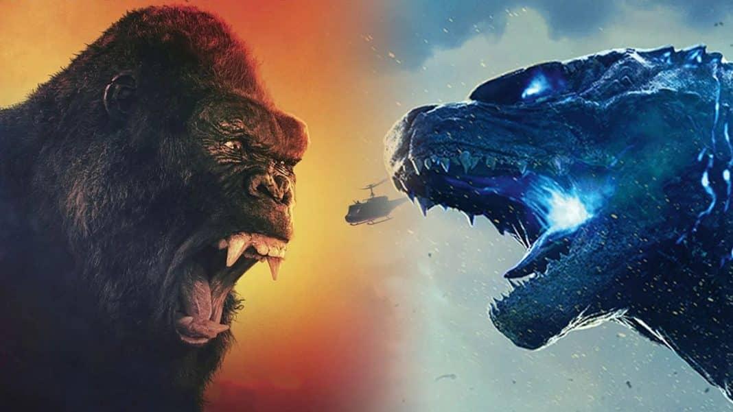 Godzilla vs Kong oficiálny pohľad