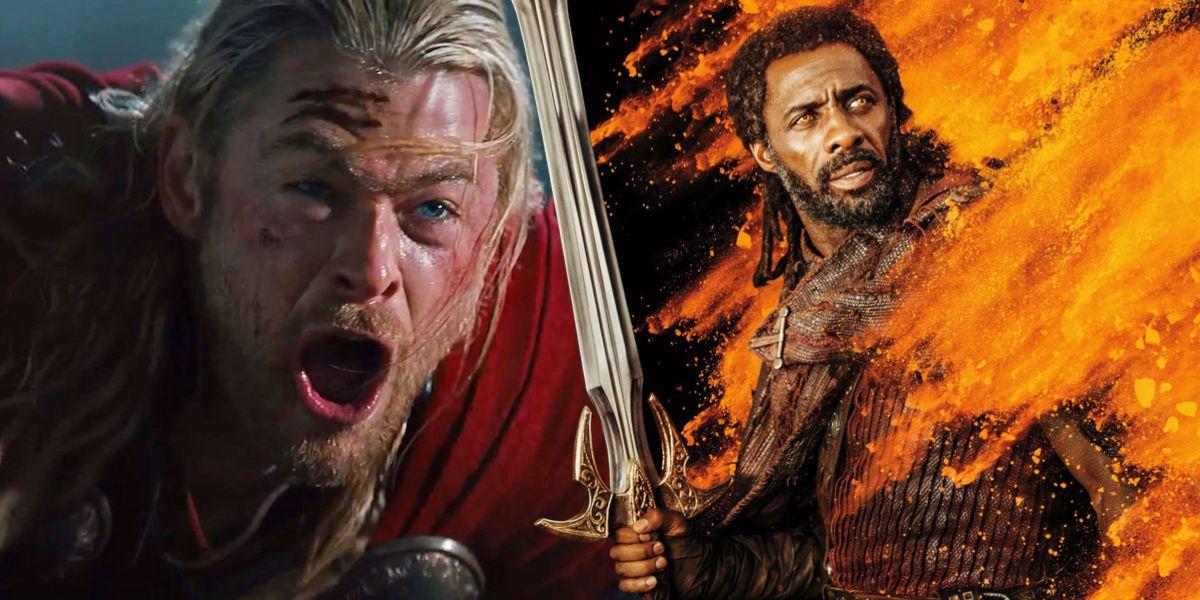 Heimdall Thor: Love and Thunder