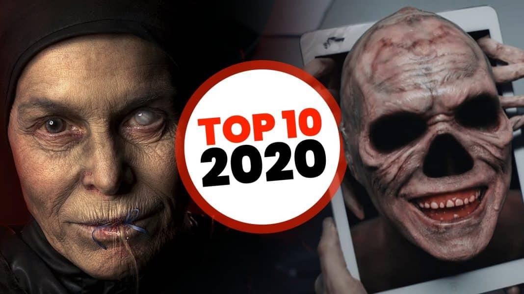 TOP 10 najlepších hororov 2020