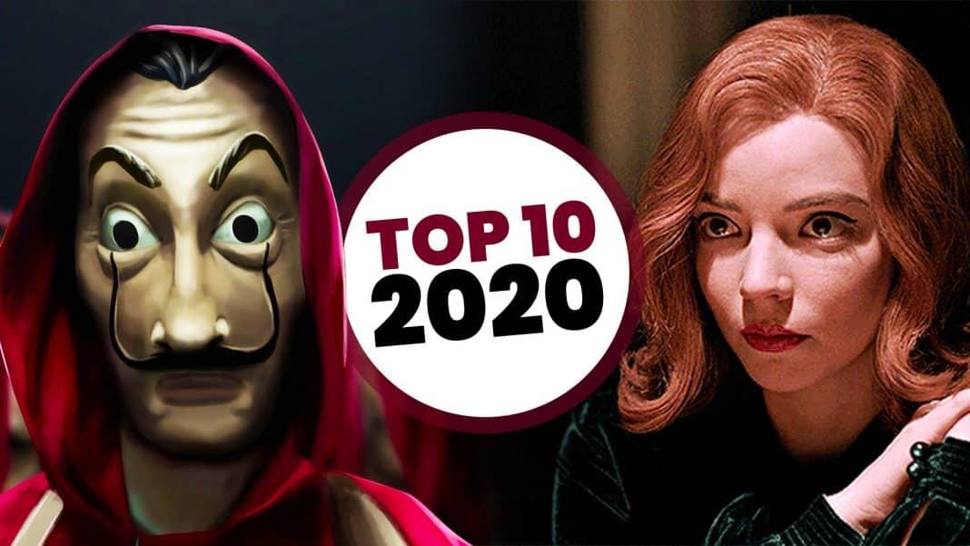 najlepšie Netflix seriály 2020