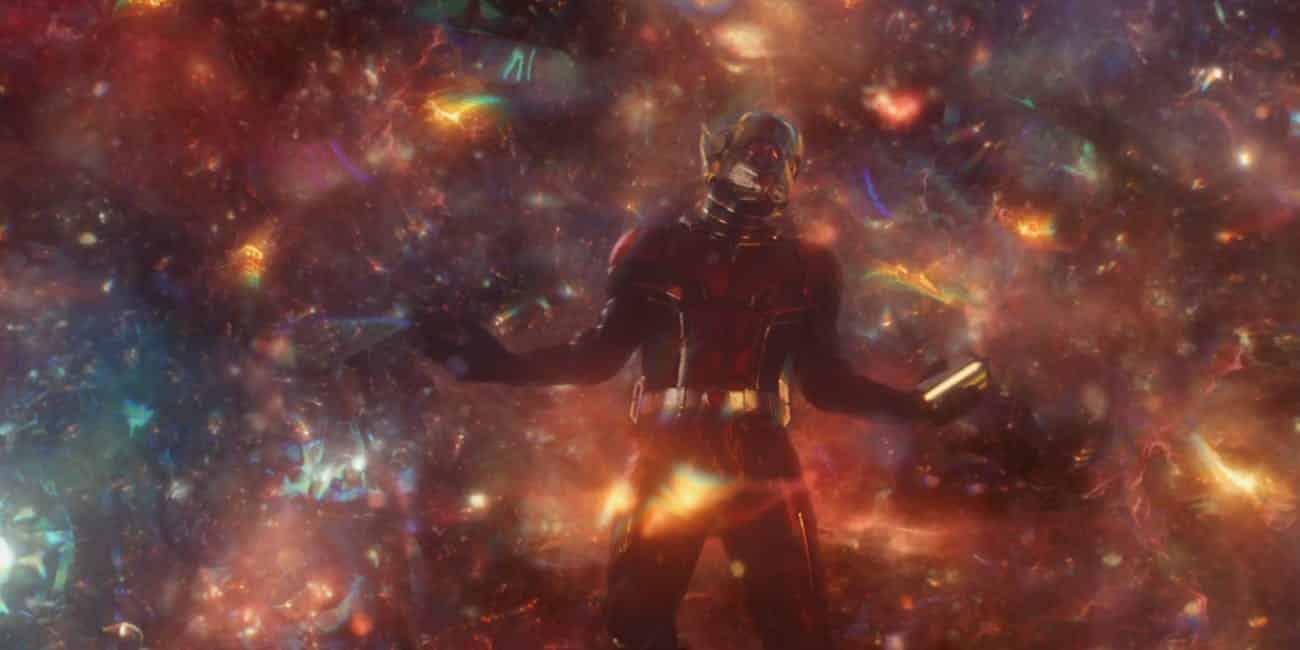 Ant-Man 3 Quantum Realm