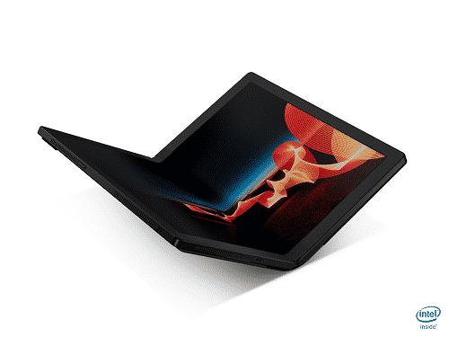 notebook s ohýbateľným displejom: ThinkPad X1 Fold