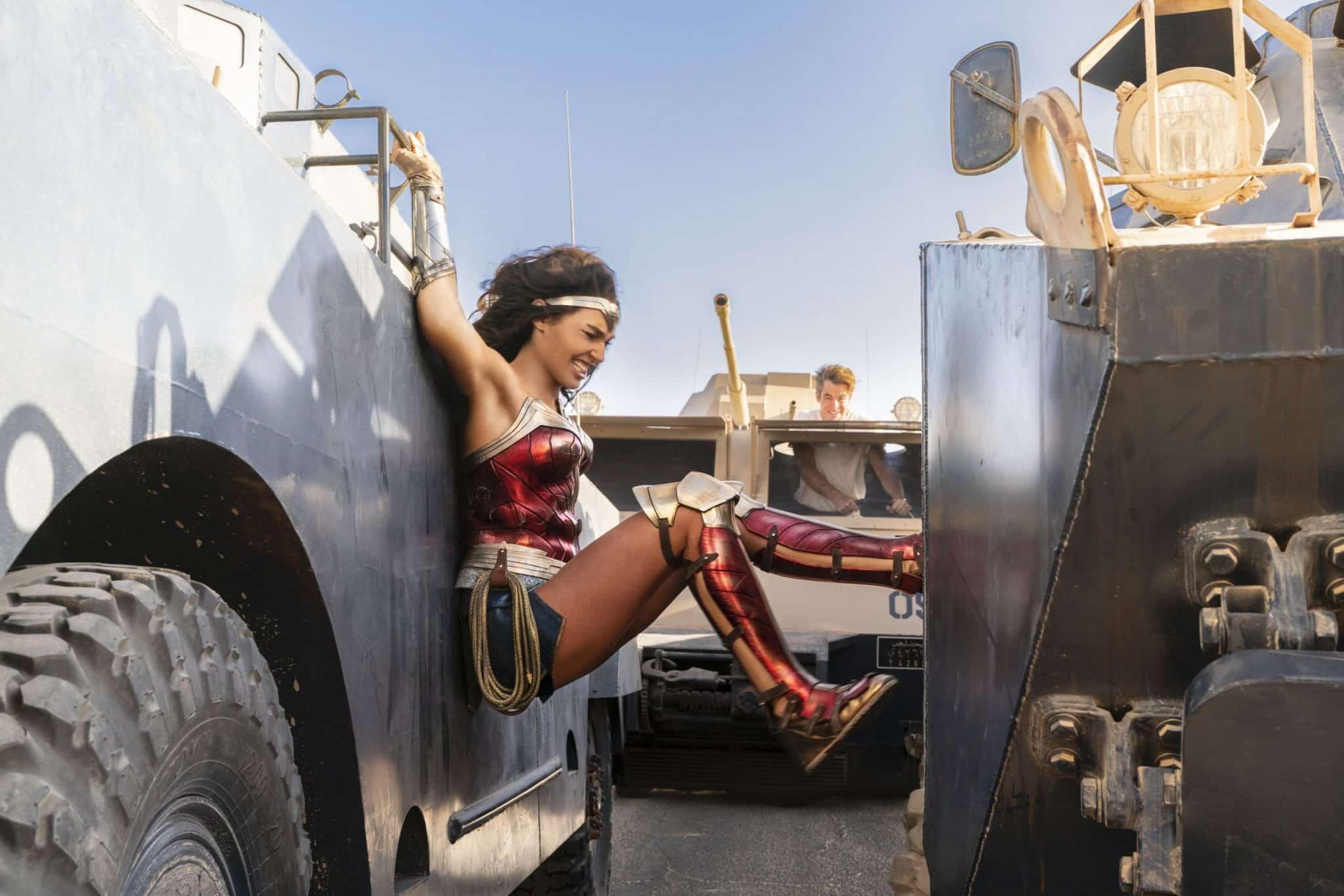 Wonder Woman 1984 recenzia