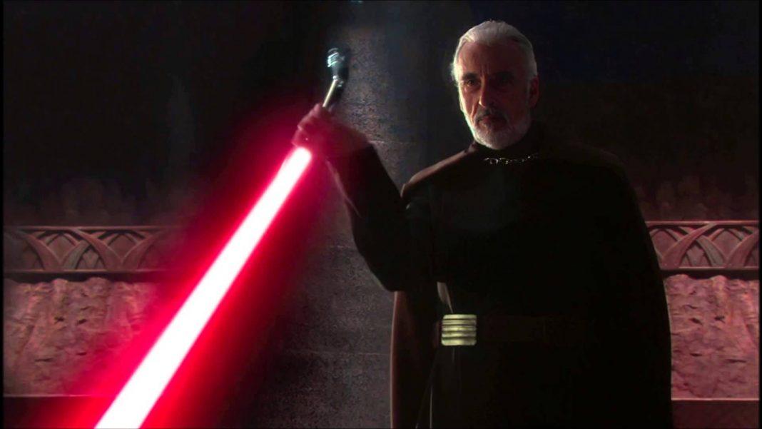 Star Wars knieža dooku