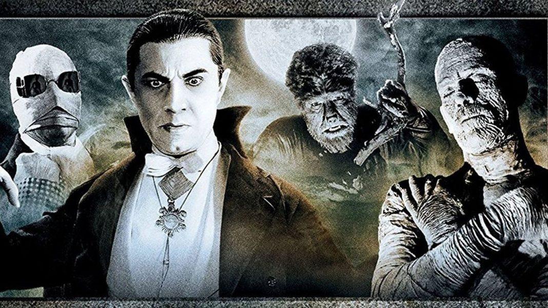 monster filmy universal