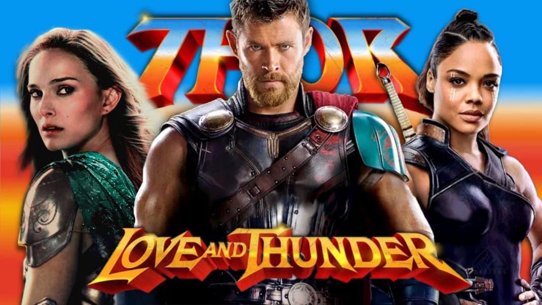 Chris Hemsworth natáčanie Thor 4