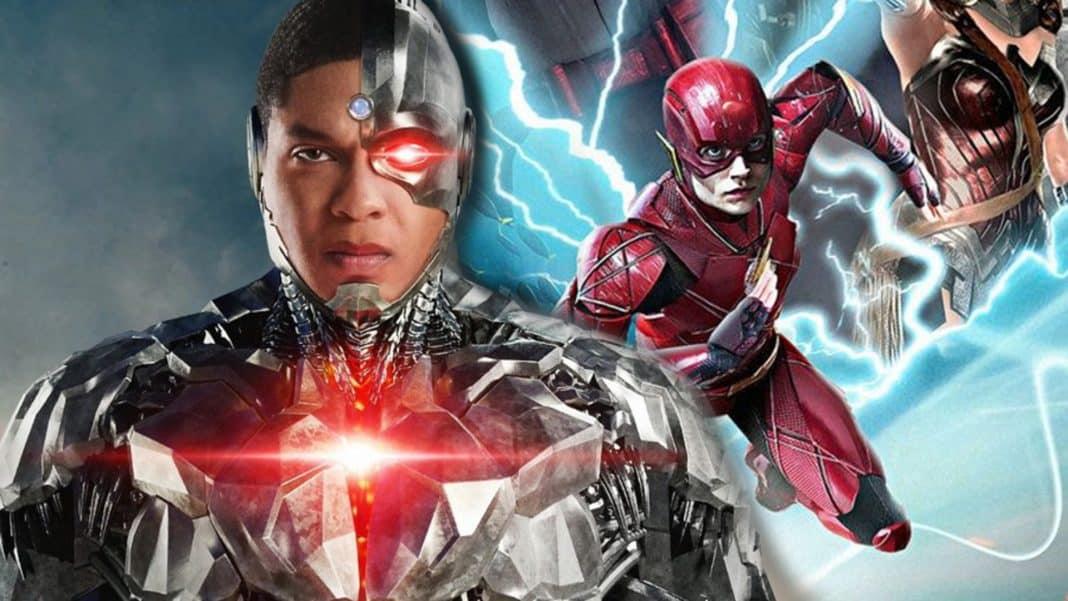 Cyborg The Flash