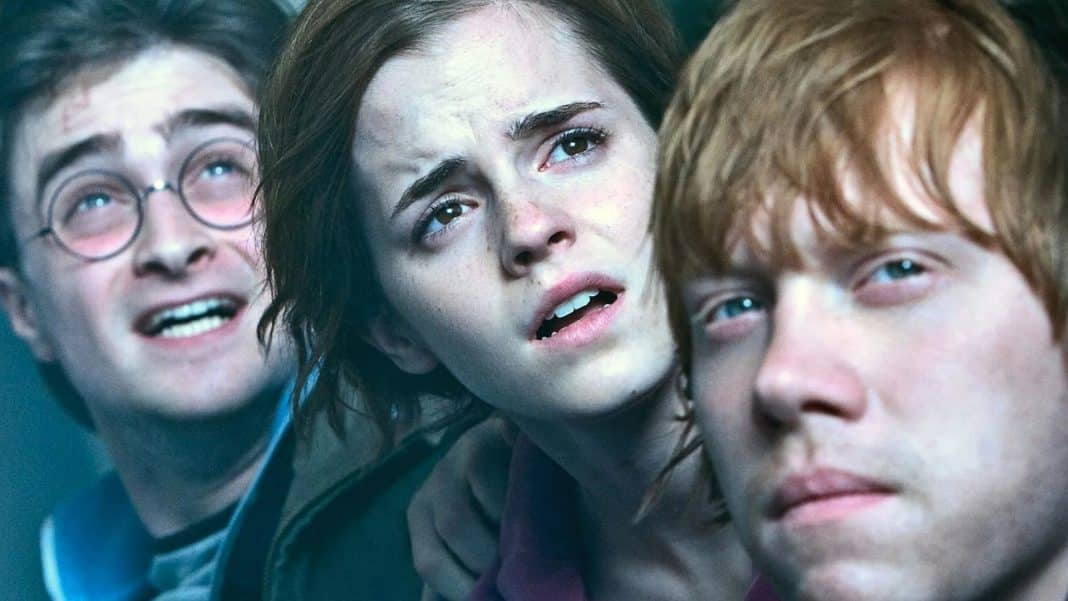 Harry Potter seriál