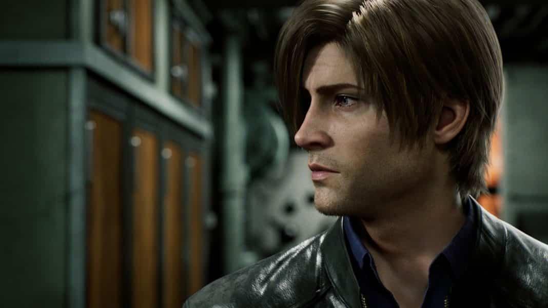Resident Evil: Infinite Darkness od Netflixu