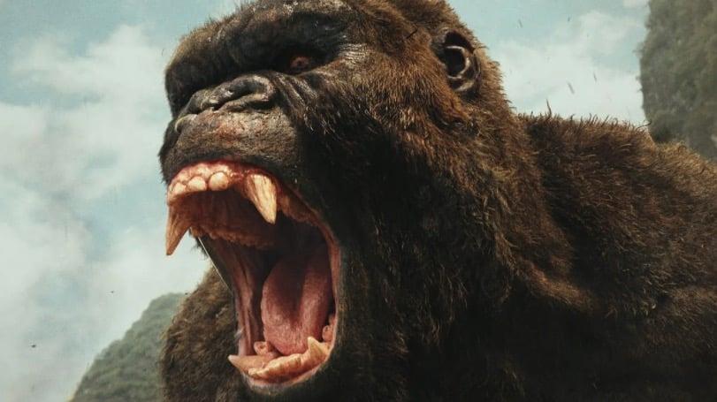Godzilla a Kong trailer