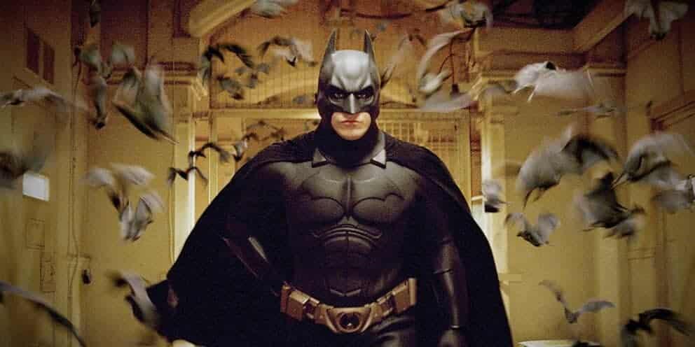 christopher nolan filmy IMDb - Batman začína