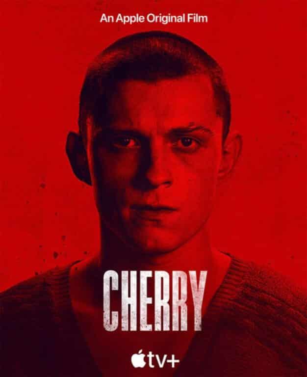 Cherry oficiálnyy plagát