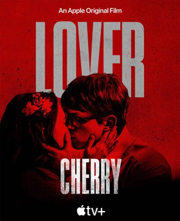 Cherry trailer plagát