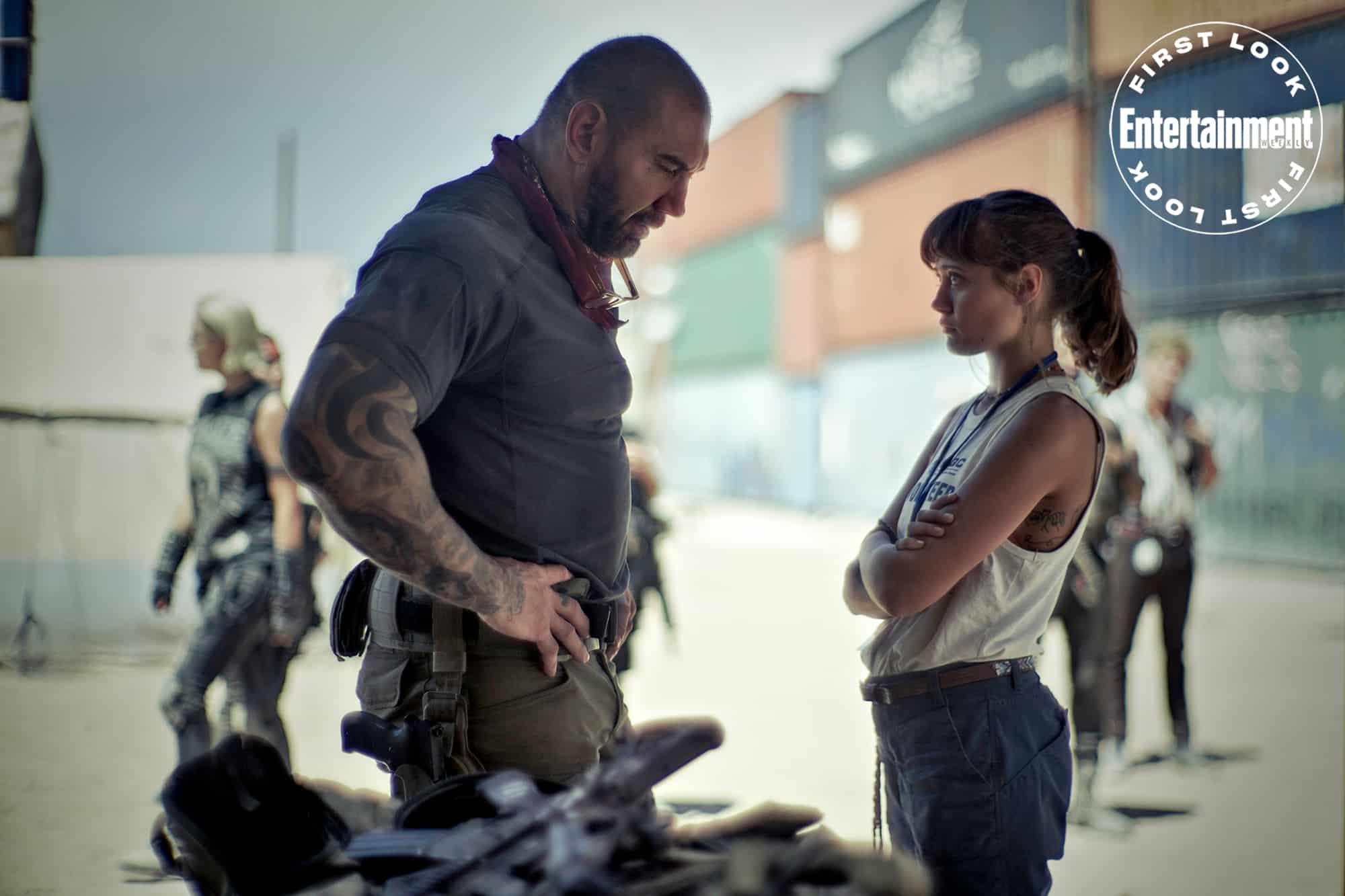 Army od the Dead Zack Snyder