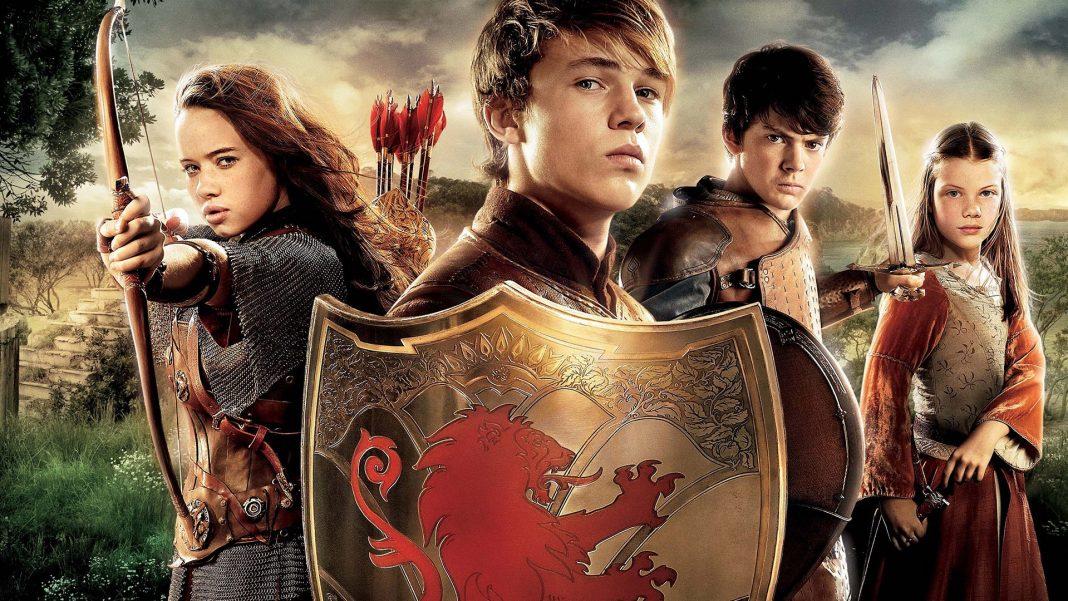 Narnia filmy Netflix