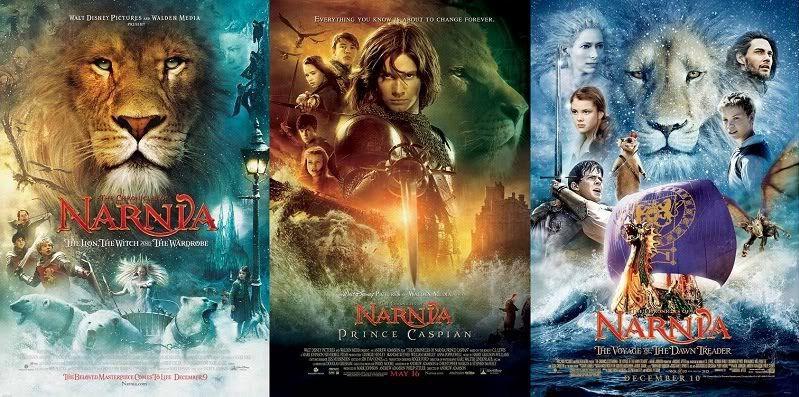 Narnia filmy