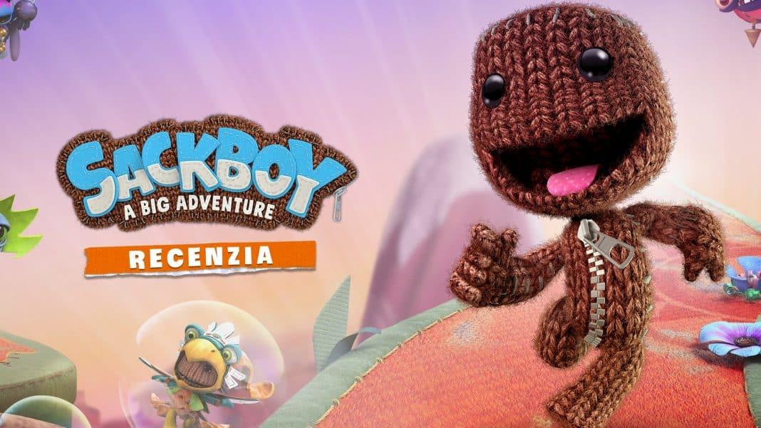 Sackboy: A Big Adventure recenzia