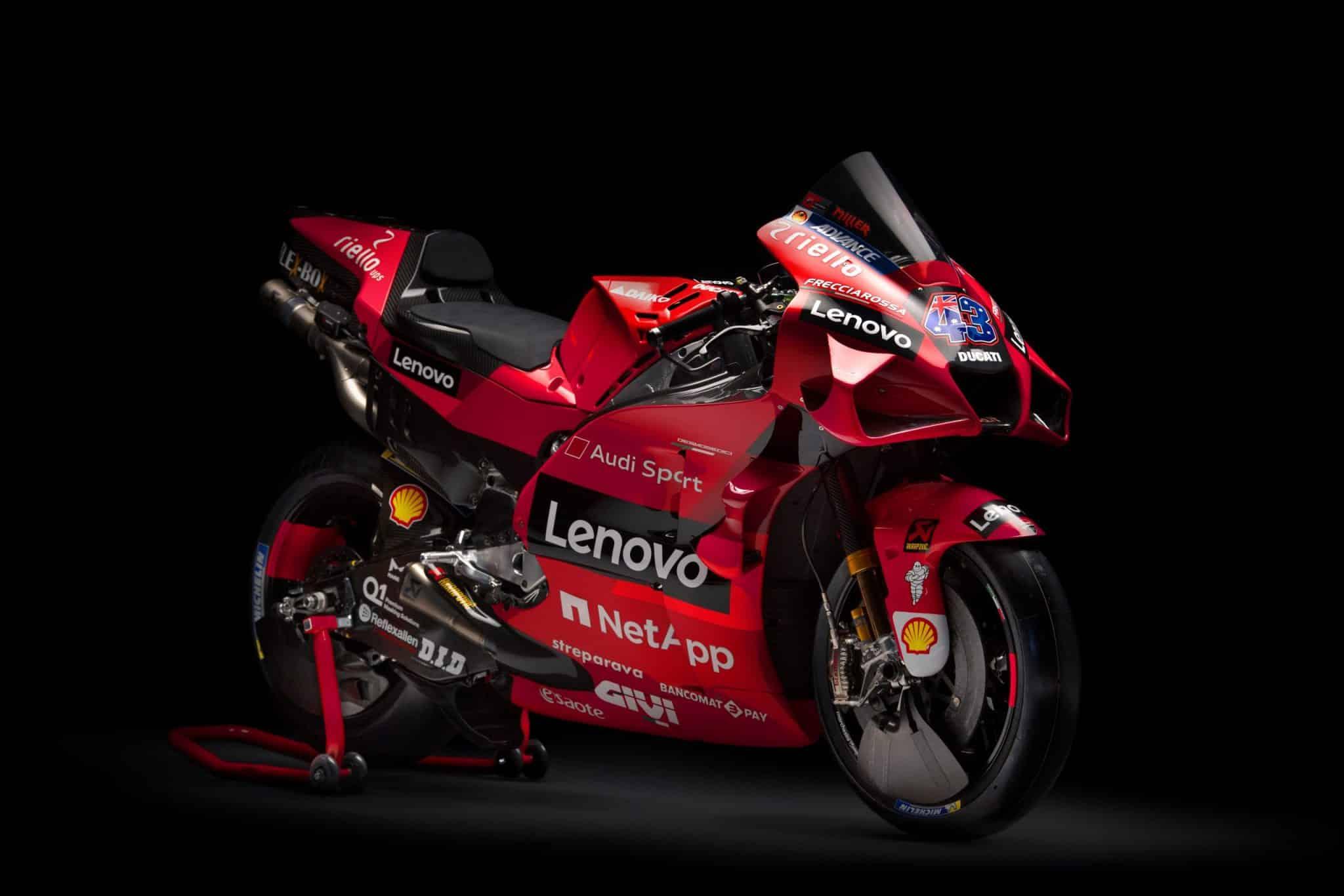 Lenovo Ducati