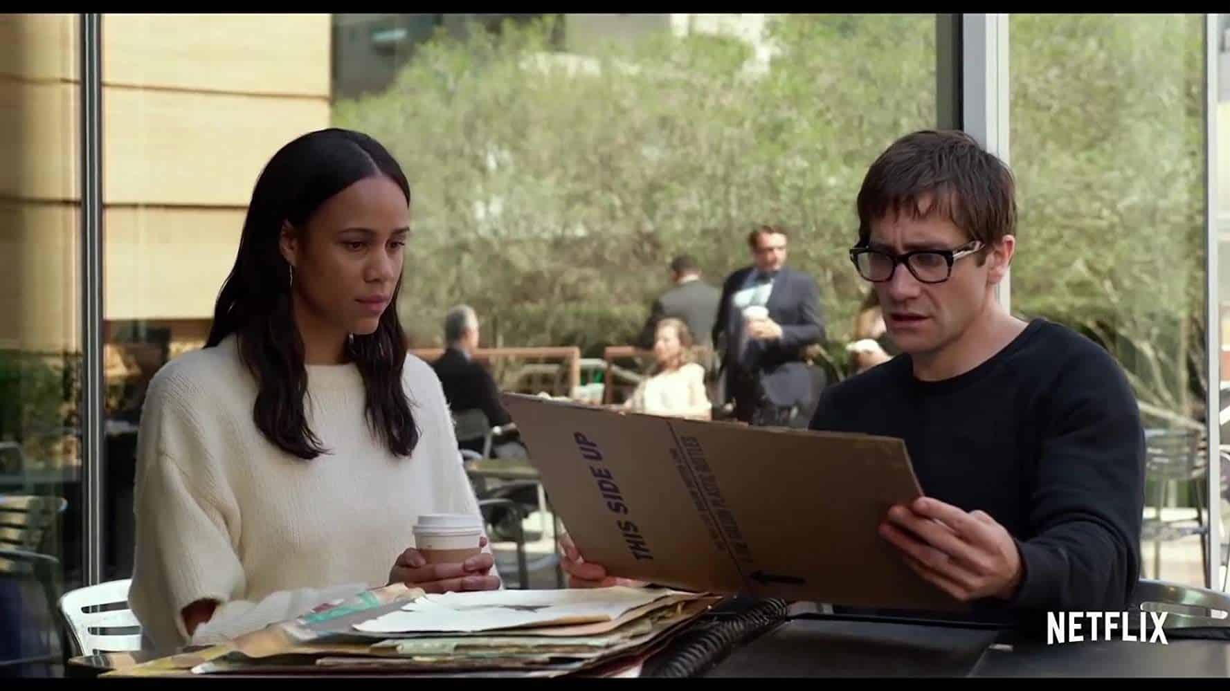 Jake Gyllenhaal a Zawe Ashton