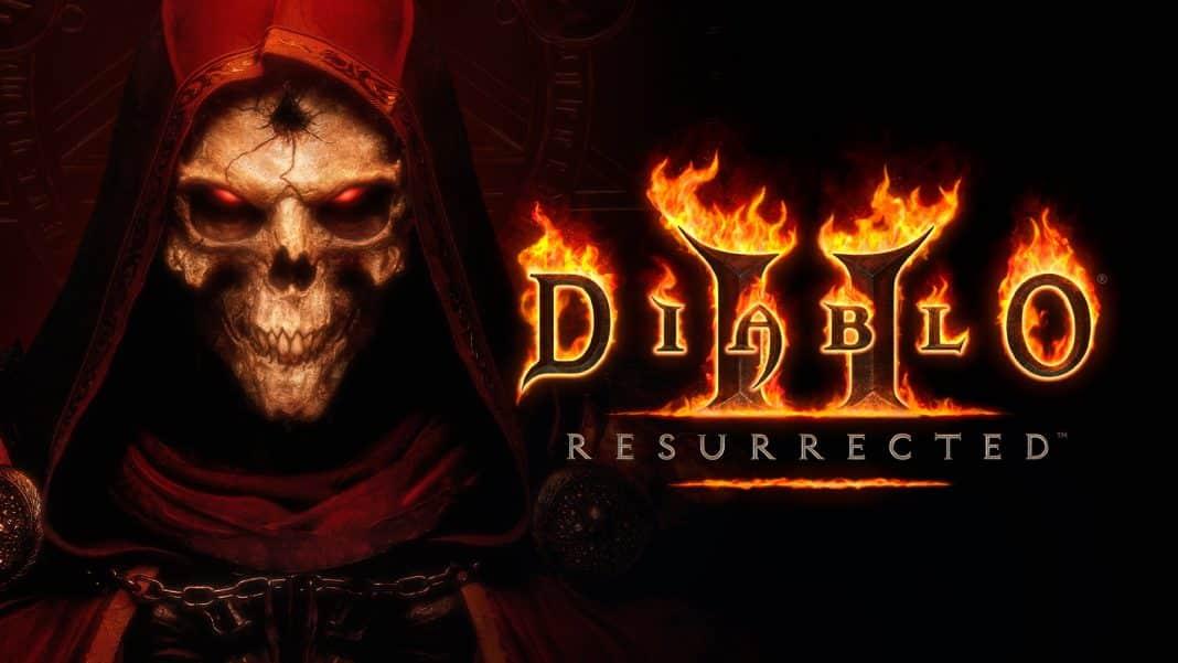 Ohlásenie Diablo 2 Resurrected